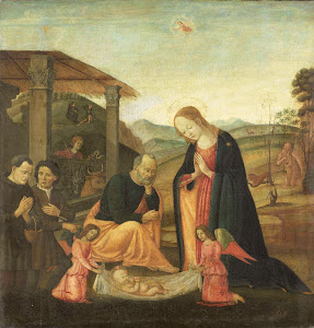 RIJKS: circle of Jacopo del Sellaio: painting 1520