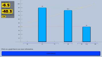 Screenshot of Calibration Game