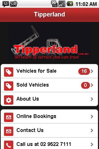 TipperLand.com.au Apps