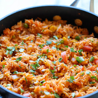 Mexican Rice With Corn And Peas Recipes