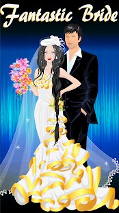 Fantastic Bride Dress Up - screenshot
