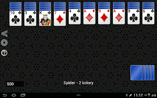 Screenshot of Solitaires Premium