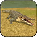 Game Wild Crocodile Simulator 3D apk for kindle fire