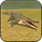 hack de Wild Crocodile Simulator 3D gratuit télécharger