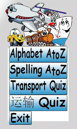 Bilingual Alphabet Transport