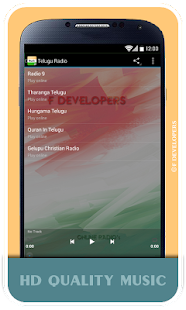 Telugu Radio - Live Radios - screenshot