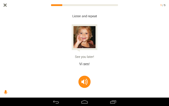Learn Danish With Babbel APK screenshot thumbnail 13