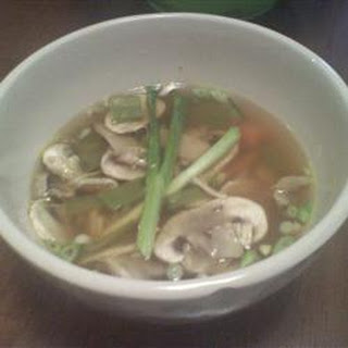 Easy Japanese Steakhouse Soup