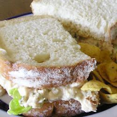 Curried Tuna Salad with Cinnamon