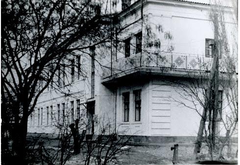 Очаков. ул.Ленина