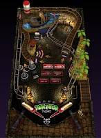 Screenshot of Tortuga Tales Pinball