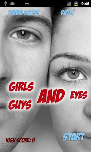 Girls Guys and Eyes