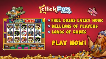 Screenshot of Clickfun Casino Slots