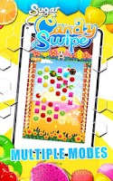 Screenshot of Sugar Candy Swipe
