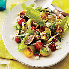 Fig, Tomato, and Sweet Onion Salad