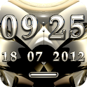 MARQUE Digital Clock Widget icon