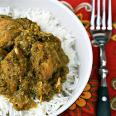 Jonagold's Chicken Vindaloo