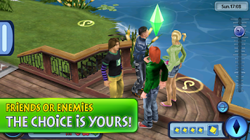 Screenshot of The Sims™ 3