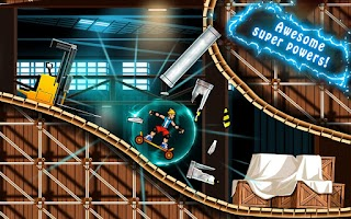 Screenshot of Extreme Skater