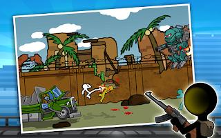Screenshot of Anger of Stick 2