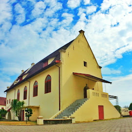 Fort Rotterdam Makassar by Ismail Ismail - Buildings & Architecture Public & Historical