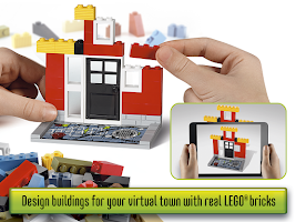Screenshot of LEGO® FUSION Town Master