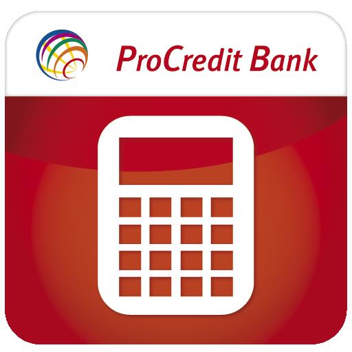 Android aplikacija ProCredit Kreditni Kalkulator