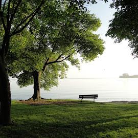 Niagra on the Lake by Sherri Hillman - City,  Street & Park  City Parks