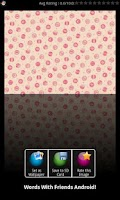 Screenshot of Crystal Pink Girly Wallpapers