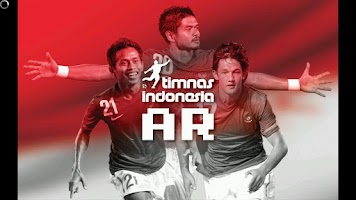 Screenshot of Timnas Indonesia AR