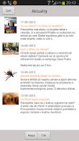 Screenshot of Tipy na výlet – Vyletnik.cz
