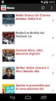 Screenshot of Roma Film Festival