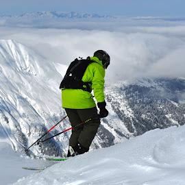 Extreme by Eugenija Seinauskiene - Sports & Fitness Snow Sports