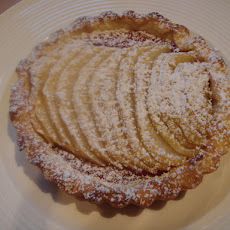 Apple and Quince Pie with Pecan crust