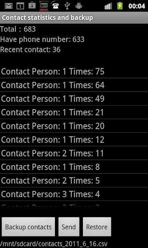 免費下載通訊APP|Contacts Backup app開箱文|APP開箱王