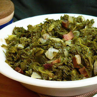 Mustard Greens Recipes
