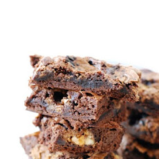 Ridiculous Candy Brownies