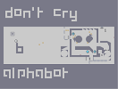 Thumbnail of the map 'don't cry alphabot'