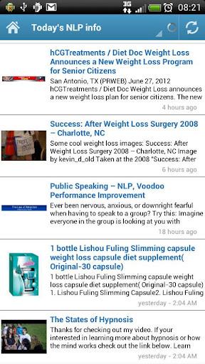 NLP - Daily info