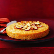 Apple-Maple Cake