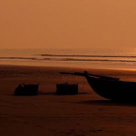 by Arijit Banerjee - Landscapes Beaches