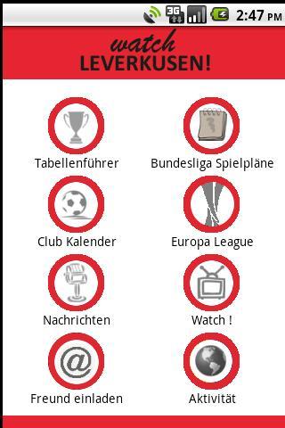 Watch Leverkusen