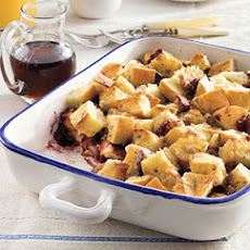 One-Dish Blackberry French Toast
