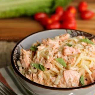 Cajun Salmon With Sauce Recipes