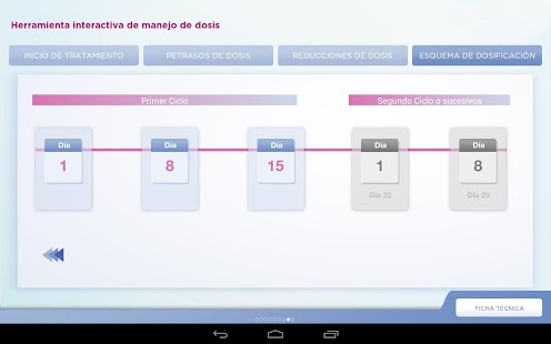 Halaven Tablet - screenshot