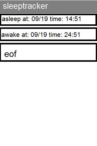 【免費醫療App】The SleepTracker-APP點子