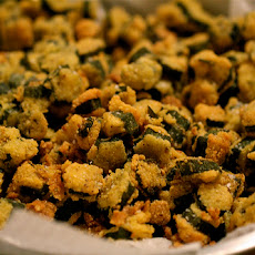 Beer Batter Fried Okra