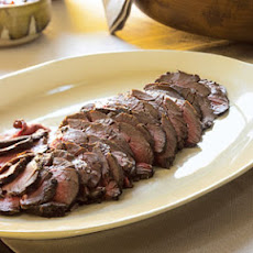 Spiced Beef Tenderloin