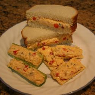 Tom's Sweet Pimento Cheese