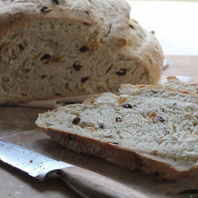 Rosemary & Raisin Boule